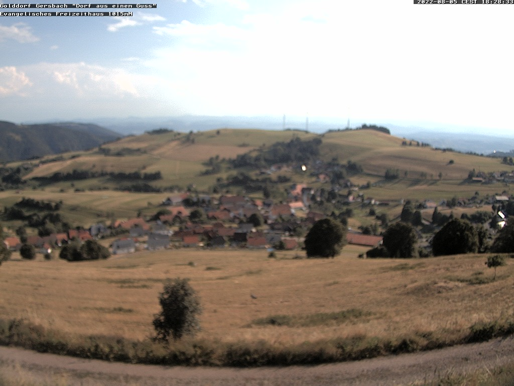 Webcam in Gersbach
