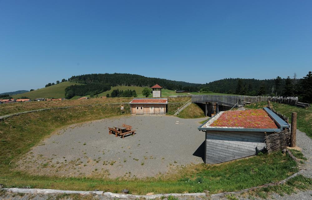 Barockschanze Gersbach