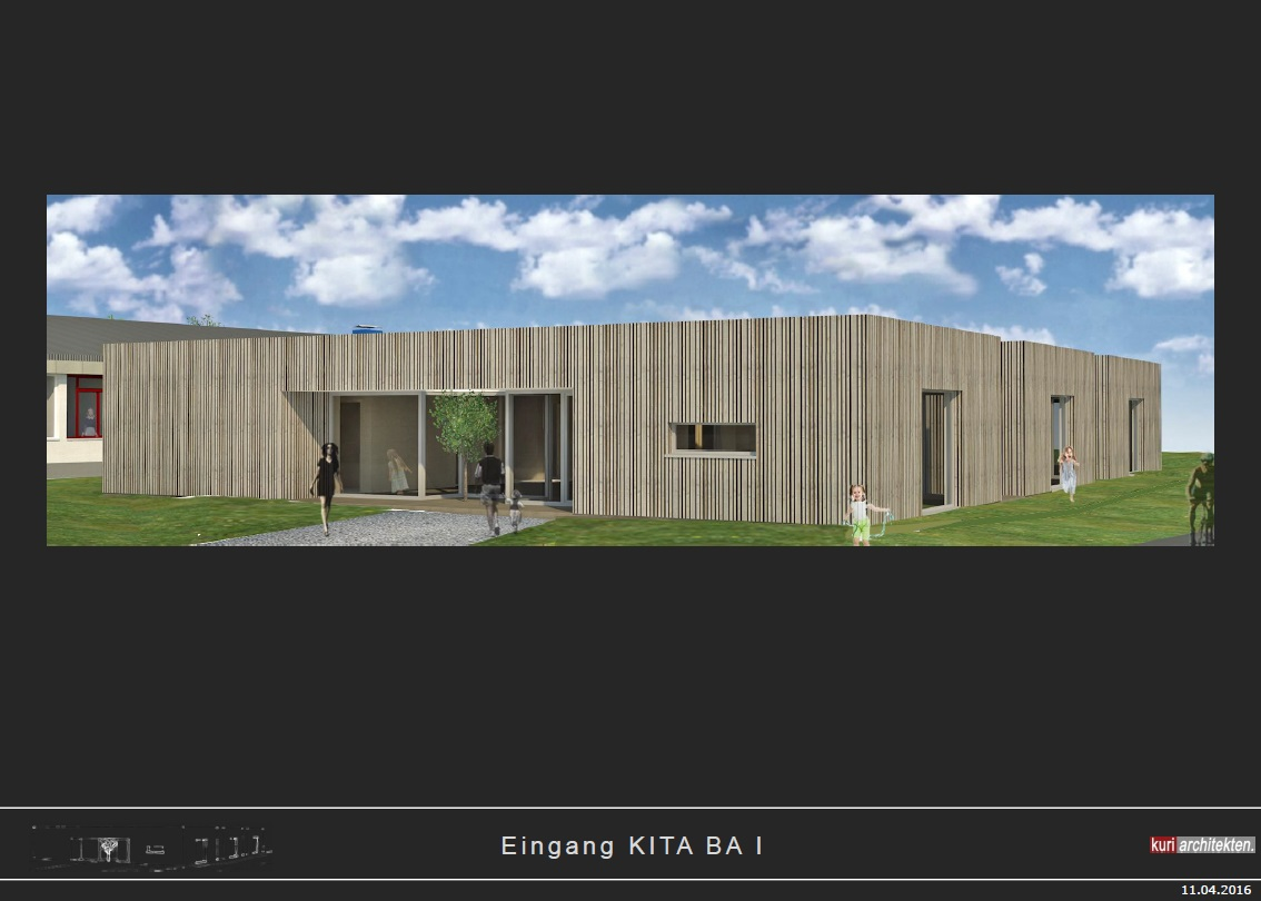 KiTa Neubau - Bildungshaus Langenau