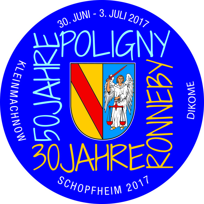 Partnerschaftstreffen in Schopfheim