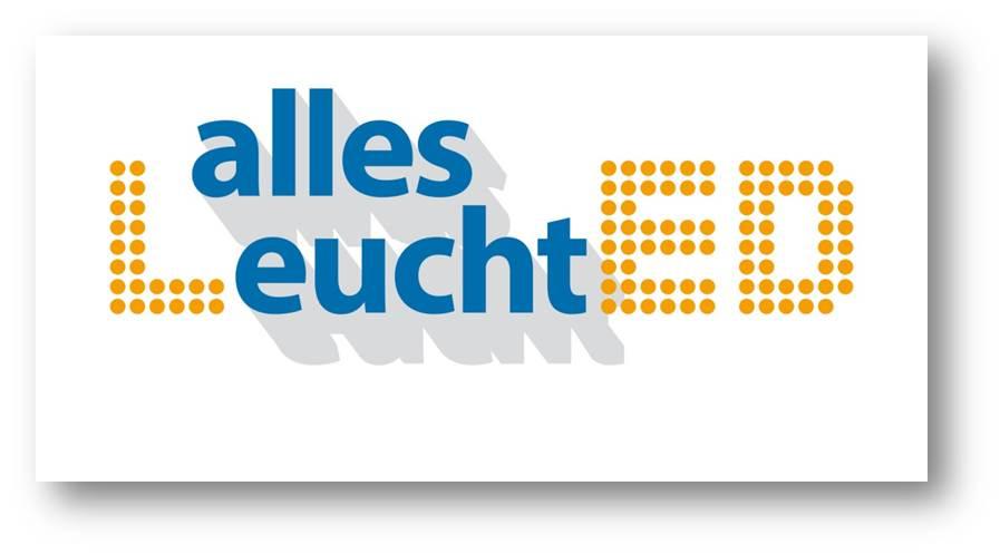 Logo Alles LeuchtED