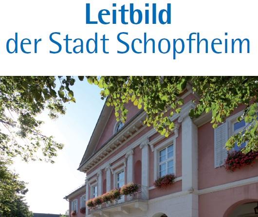 Leitbild der Stadt Schopfheim