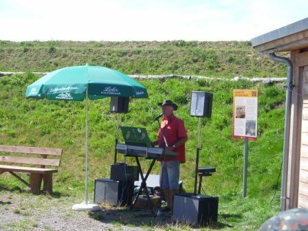 Musik am Haxenfest Gersbach (c) Sina Blum