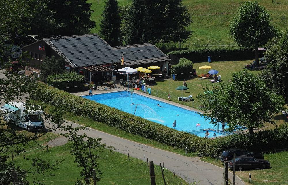 Schwimmbad Schweigmatt