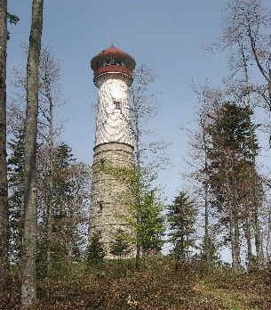Der Hohe Möhr Turm