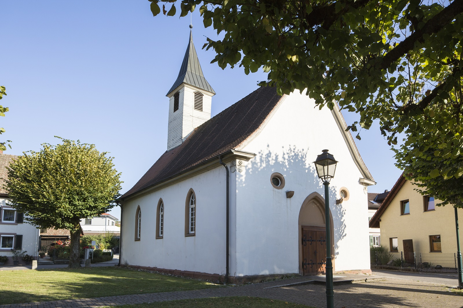 Kirche St. Agathe in Fahrnau