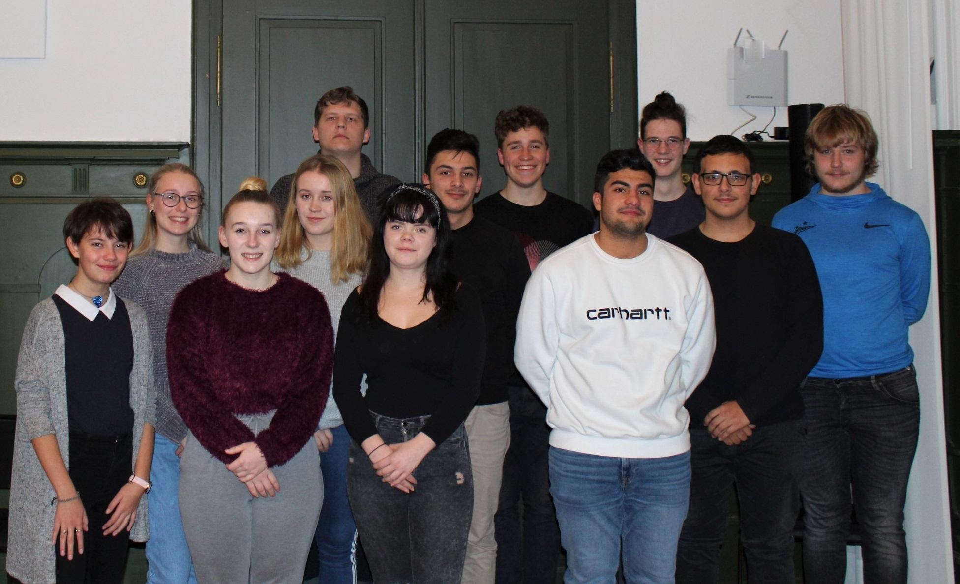 Das Jugendparlament 2019