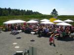 Haxenfest in der Barockschanze Gersbach (c) Sina Blum