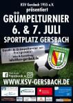 Grümpelturnier des KSV Gersbach (c) KSV Gersbach