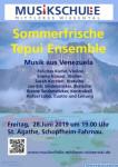 Tepui (c) Musikschule Mittleres Wiesental