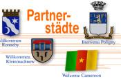 Logo aller Partnerstädte