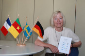 Silvia Fricker, Geschäftsstelle Städtepartnerschaften