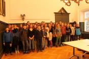 Empfang im Schopfheimer Rathaus