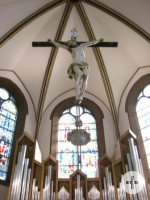 Evang. Kirche - Kreuz (c) Evang. Kirchengemeinde