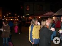 Agathenmarkt - Nacht (c) C.Härtling