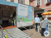 Sanierungsmobil (c) Stadt Schopfheim