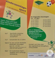 Kindersportsonntag (c) Turnerschaft Langenau