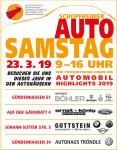 Autoschau 2019 in den Autohäusern (c) Frau König