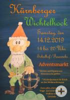 Wichtelhock in Kürnberg (c) M. Schmidt