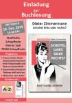 Buchvorstellung - Dieter Zimmermann (c) AbisZ-Verlage