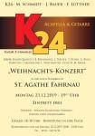 Weihnachtskonzert (c) K24