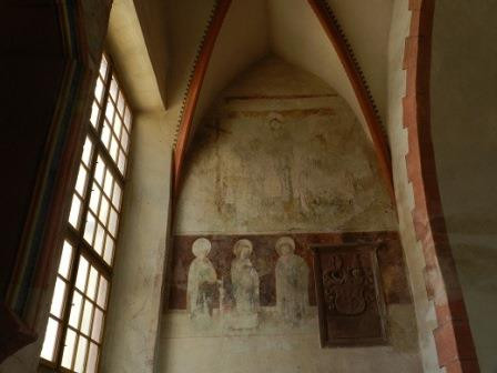 Wandmalereien Ost (c) Anja Lohse