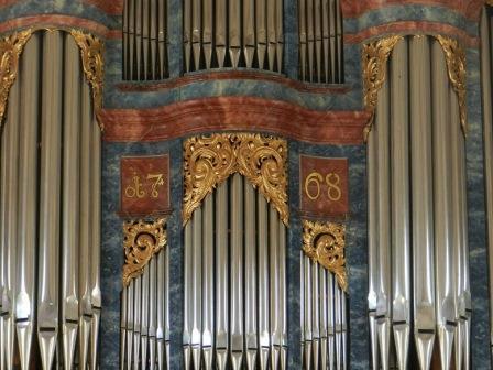 Orgel 1768 GMStein (c) Anja Lohse