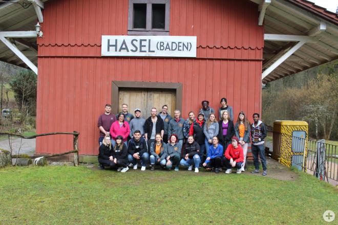 Treffen in Hasel