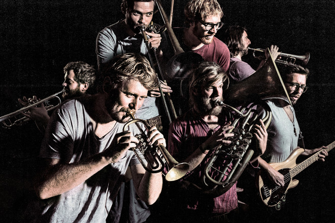 Pressefoto La Brass Banda