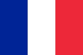 Nationalfahne von Frankreich
