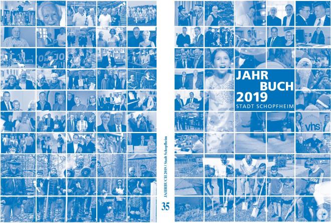 Titelbild Jahrbuch 2019